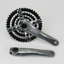 Shimano XTR FC-M960 Crank Set, 3x9 Speed, 175mm, Hollowtech II