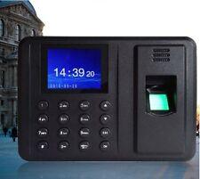 Biometric Fingerprint Time Attendance Recorder Employee Time Recording Machine