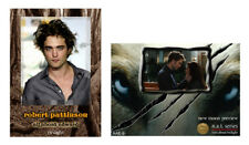 Twilight ~ NAT cards~ All About Edward Series 1 ~  4th Set ~ New / Rare