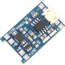 Micro USB 5V 1A 18650 Litio Batería Cargador Panel cargador Protección