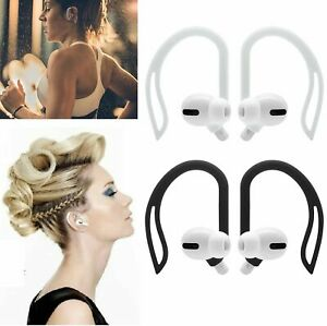 For Apple AirPods 1/2 Pro TPU Silicone Ear Hooks Anti-lost Earphone Holder Cover