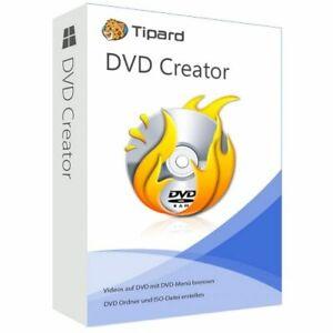 Tipard DVD/Blu-ray Creator Editor Converter 5.2 Pro 2020 Lifetime License