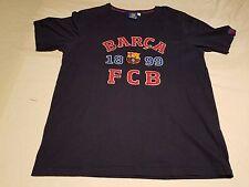 Vintage Barca 1899 FCB Blue Men's t-shirt Size Large