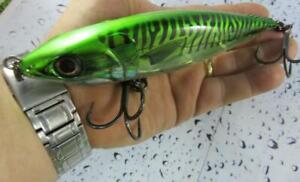 SAVAGE GEAR GREEN MACKEREL 17cm 88g 3D MACK STICK ready to fish LURE