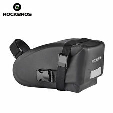 Rockbros Waterproof Tail Bag Seat Bag Pouch Bike Bicycle Saddle Rear Storage