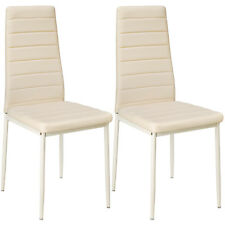 2x Esszimmerstuhl Set Stühle Küchenstuhl Hochlehner Wartezimmer Stuhl B-Ware