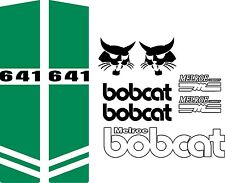 641 repro decals / decal kit / sticker set US seller Free shipping fits bobcat