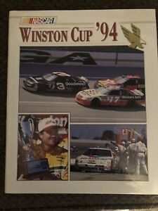 NASCAR Winston Cup 1994 Grand National Nascar Series yearbook