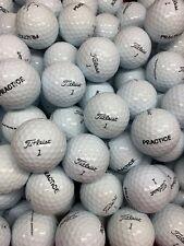 100 Titleist NXT Tour S Practice Range AAA Used Golf Balls