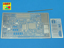 1/35 ABER 35118 UPGRATE SET For GERMAN PANZER I  Ausf. A  - for TRISTAR kit