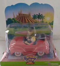 """""""Disneyland"""" ( Autopia Cars Chevron) +Orange Car, Father, Daughter, New in box"""