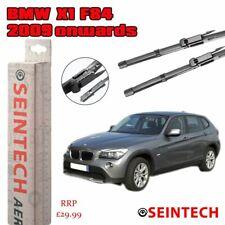 "BMW X1 E84 MODEL 2009 ONWARDS SPECIFIC FIT FRONT WINDSCREEN WIPER BLADES 24""18"""