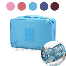 Multifunction Cosmetic Bag Makeup Case Pouch Toiletry Wash Organizer Travel Bag