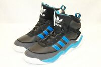 NEW ADIDAS ORIGINALS FYW DIVISION BLUE BLACK SNEAKERS SHOES SIZE 10 11 11.5