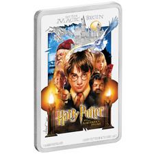 Niue - 2 Dollar 2020 - Harry Potter™ - Der Stein der Weisen™ - 1 Oz Silber PP