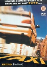 TAXI [1998] (DVD)~~~Luc Besson~~~Samy Naceri, Marion Cotillard~~~NEW & SEALED