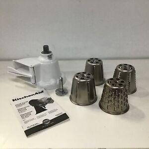 KitchenAid Rotor Sliver & Shredder Attachment For Stand Mixer #404