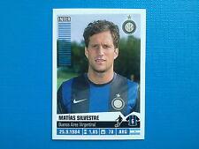 Figurine Calciatori Panini 2012-13 2013 n.184 Matias Silvestre Inter