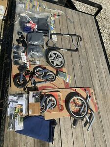 Chariot Croozer Thule Burley Bicycle Trailer Resale Lot Large (7303)