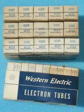 WE 420A Western Electric AUDIO PREAMP TUBE   X  5