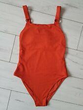 Con frange Soaked /& Nero Nuoto London Costume Taglia UK 8 Nuovo di Zecca