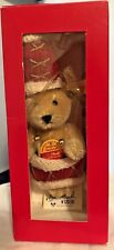 STEIFF Christmas Ornament 1996 Drummer Percussion ~ NEW in BOX
