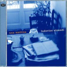 """LUDOVICO EINAUDI/MARCO DECIMO """"UNA MATTINA"""" CD NEUWARE!"""