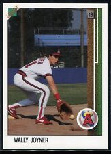 1988 Upper Deck a700 Wally Joyner Promo Sample