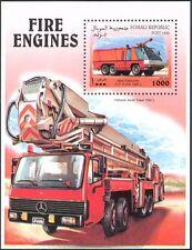 Somalia 1999 Fire Engines/Emergency/Rescue/Motoring/Transport 1v m/s (n14416)