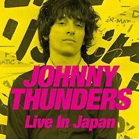 Johnny Thunders - Live In Japan [CD]