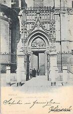 SPAIN - Sevilla - Catedral - Puerta de los palos - Hauser y Menet 1902