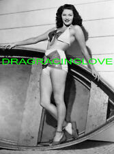 "Yvonne De Carlo ""The Munsters"" ""Busty"" ""Lily"" 60s TV Show ""Pin Up"" PHOTO! #(8)"
