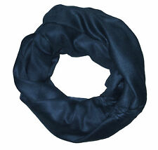 ECHARPE Tube  ( ETOLE fermée SCARF SNOOD ) - Bleu Marine