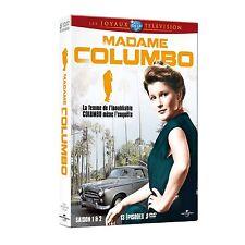 Madame Columbo - Saisons 1 & 2 - Coffret 5 DVD