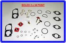 Solex/Pierburg 2x 34 PDSIT Rep.Satz, VW Transporter, Bulli T1-T2-T3,1,7-1,8-2,0