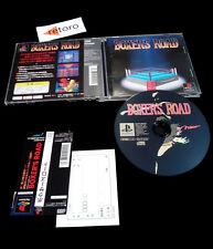 BOXER'S ROAD Sony Playstation PSX Play Station JAP Completo Buen Estado Spine