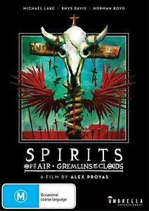 Spirits Of The Air, Gremlins Of The Clouds (DVD)