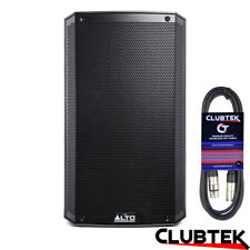 "Alto TS312 12"" Active Powered 2000W DJ PA Disco Club Speaker UK 6m FREE Cable"