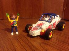 PLAYMOBIL Geobra Go Kart Race Car Driver Figure #29