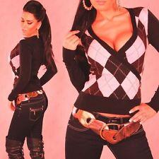 Markenlose Damen-Pullover & -Strickware aus Wolle