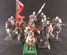 Complete Black Knights Undead CavalryWarhammer Fantasy Vampire Counts 781