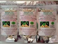 Naturally Thai Organic Pueraria Mirifica White Kwao Krua - 500mg x 180 Capsules