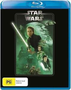 Star Wars - Episode VI - Return Of The Jedi | New Line Look Blu-ray
