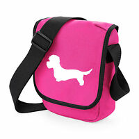 Dandie Dinmont Dog Walker Bag Shoulder Bags Birthday Gift Mothers Day Gift