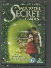 BACK TO THE SECRET GARDEN Cherie Lunghi - DVD sealed/new