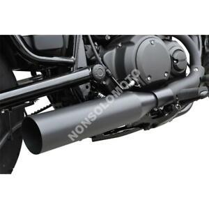 MARMITTA EXHAUST BARON YAMAHA 14>18  XVS 950 C BOLT R-SPEC BLACK