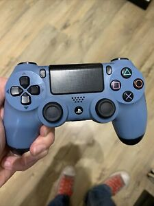 Uncharted 4 Limited Edition Ps4 Controller Grey Blue - Please Read