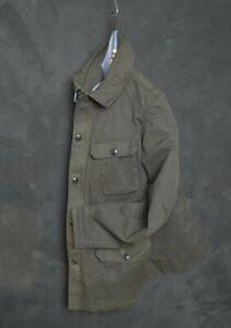 LEVI'S Jeans Men Chore Jacket M Utility Workwear Field Cotton Coat Hunting Denim