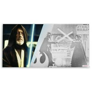 Niue-  2018 - Silver Note-  Star Wars A New Hope - Obi-Wan Kenobi