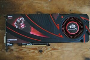AMD Radeon R9 290 4GB Reference Graphics Card - Not Working